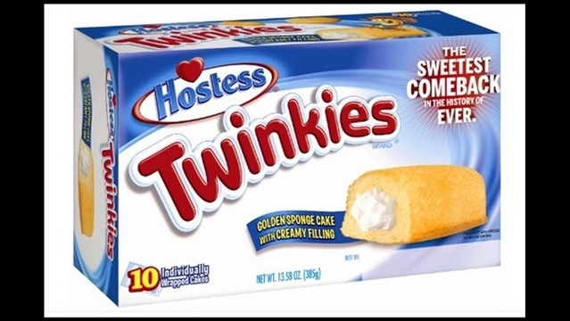 Twinkie Cookbook: Submit Your Recipe
