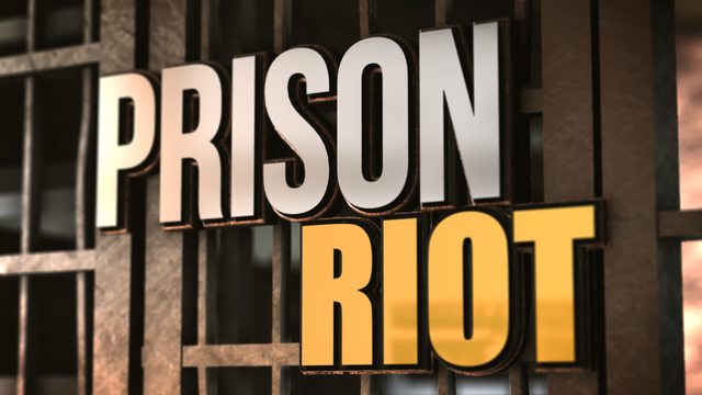 Corcoran State Prison staff stop two riots Tuesday morning
