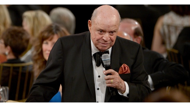 Don Rickles, a regular Las Vegas performer, has died