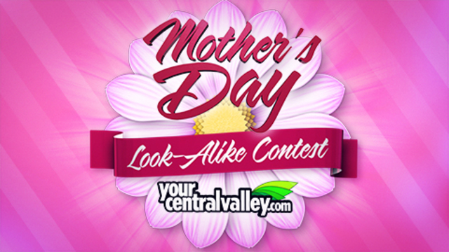Mother's Day Lookalike Contest