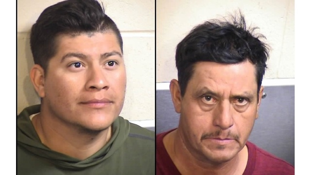 2 arrested after Fresno Sheriff finds guns, drugs, cash, rooster fighting materials