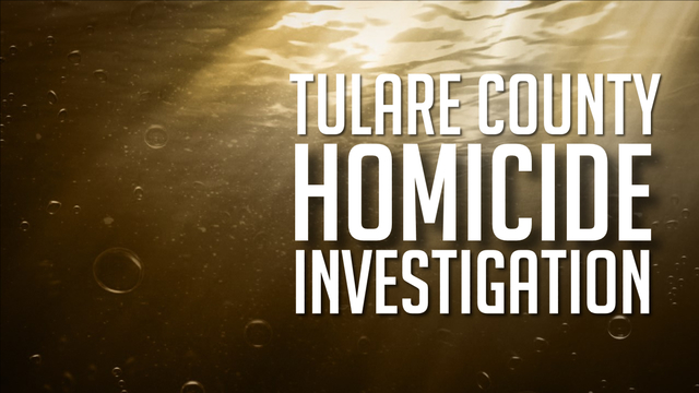 Man found dead in Tulare County canal identified