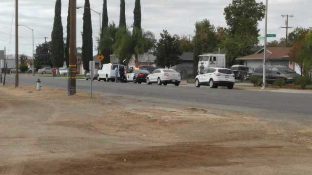 Woman killed, man injured in shooting outside of Southwest Fresno church