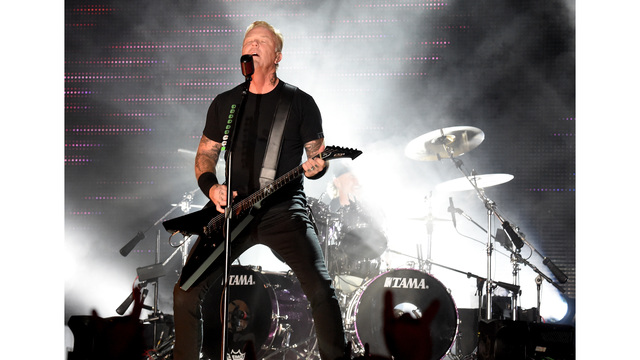 Watch Metallica and Dead & Company play California wildfire benefit show live online