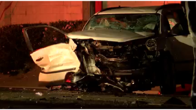 Two men killed in fatal collision on Jensen and Chestnut identified