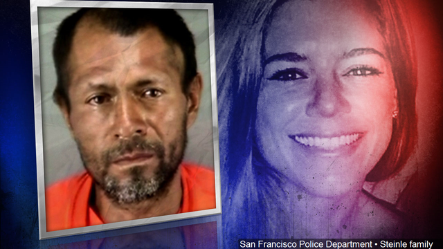 Suspect not guilty of murder, manslaughter in Kate Steinle shooting death