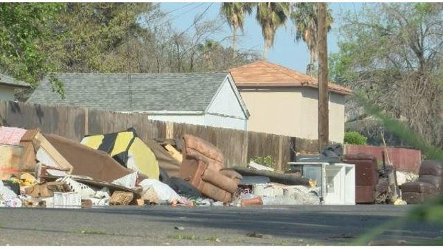 Fresno city council to increase fines for illegal dumping