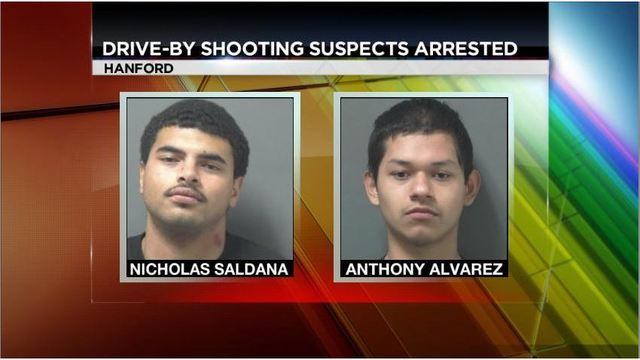 Teenagers arrested in connection to drive by shooting near elementary school