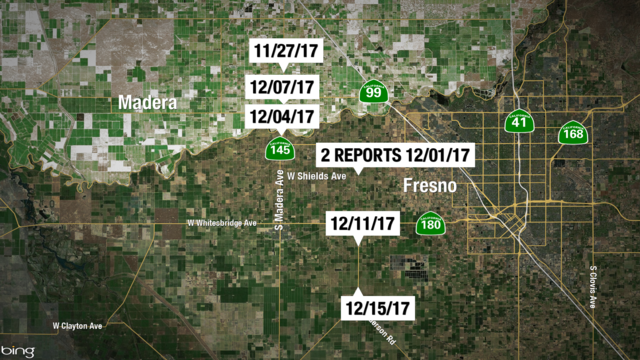 7th random shooting confirmed in Fresno County
