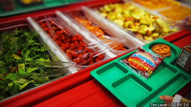 To maintain nutrition, Fresno Unified and Fresno EOC offers free meals to students
