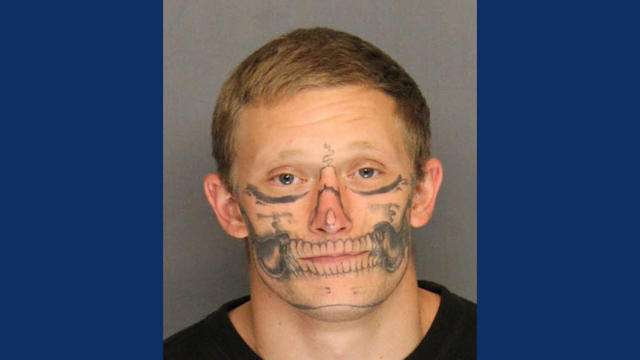 Escaped inmate with unmistakable tattoo captured