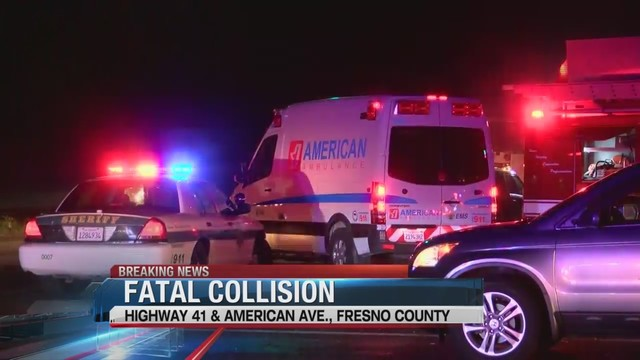 Man killed in Fresno County crash Wednesday identified