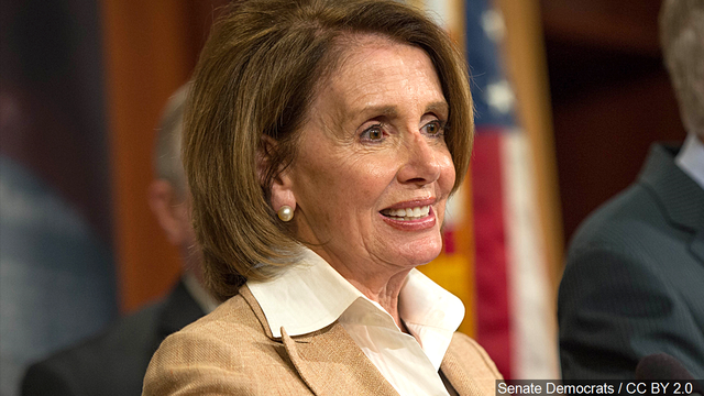Pelosi to Guest Judge 'RuPaul's Drag Race' class=