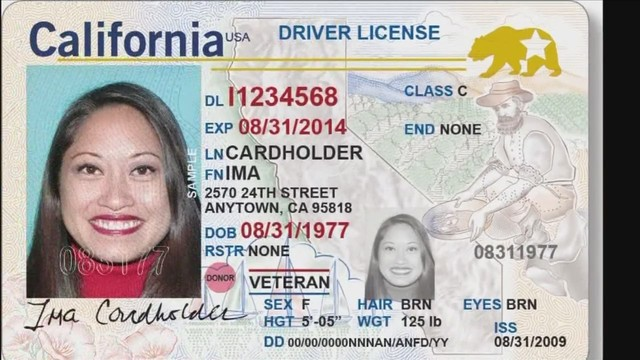 California begins issuing Real ID cards for residents traveling