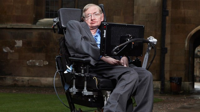 Theoretical physicist Stephen Hawking has died at 76