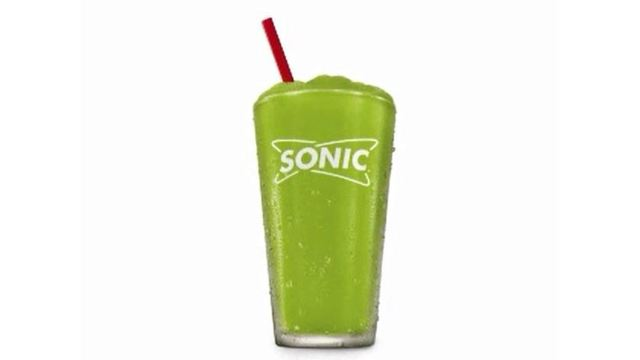 Sonic announces a new pickle-flavored slush