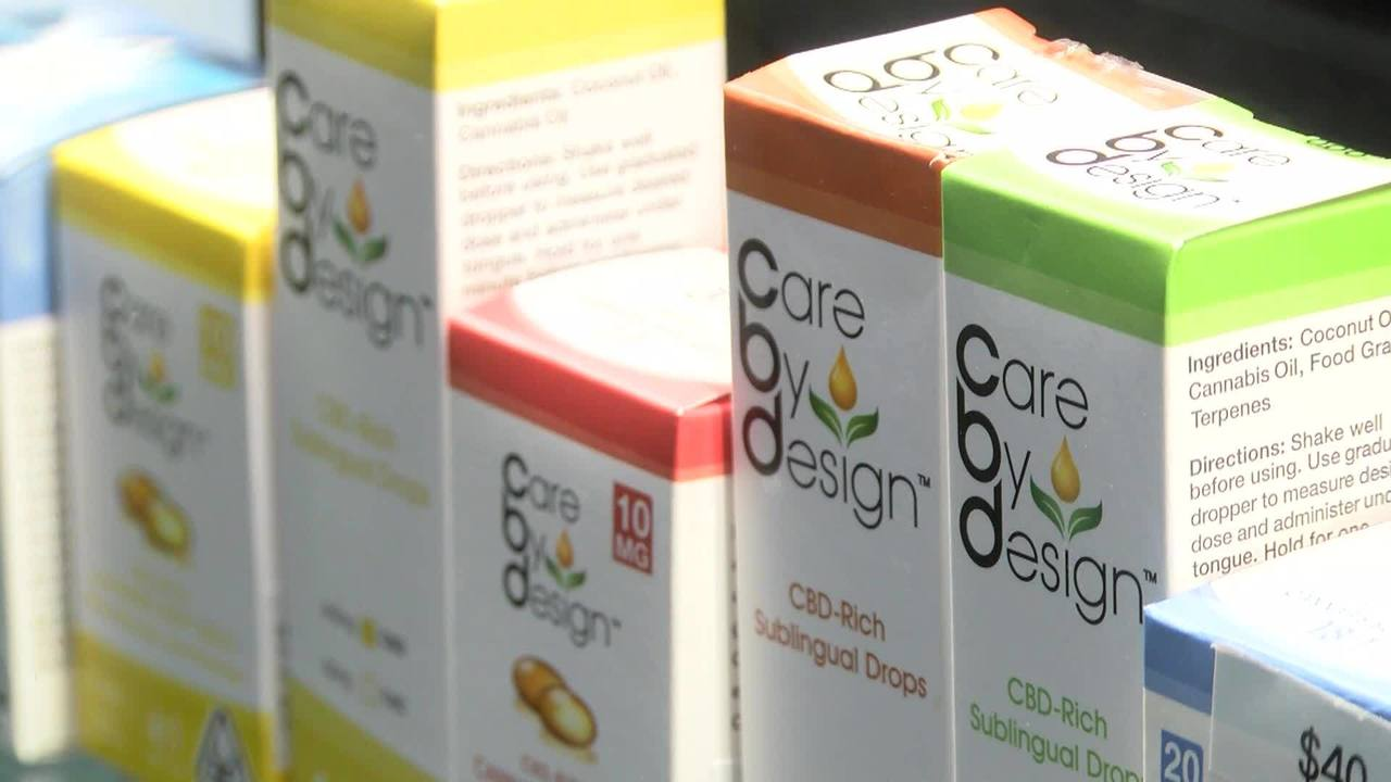 CBD products go mainstream as stigma fades