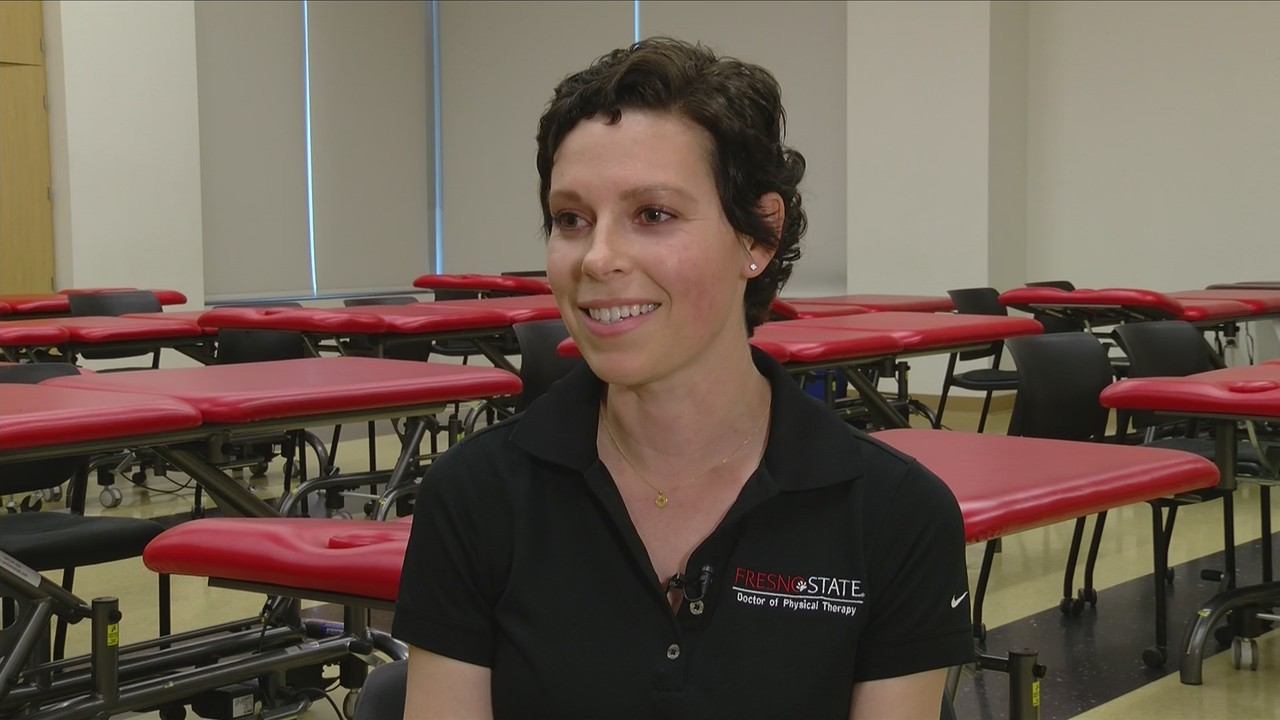 Fresno State student earns doctoral degree while battling breast cancer