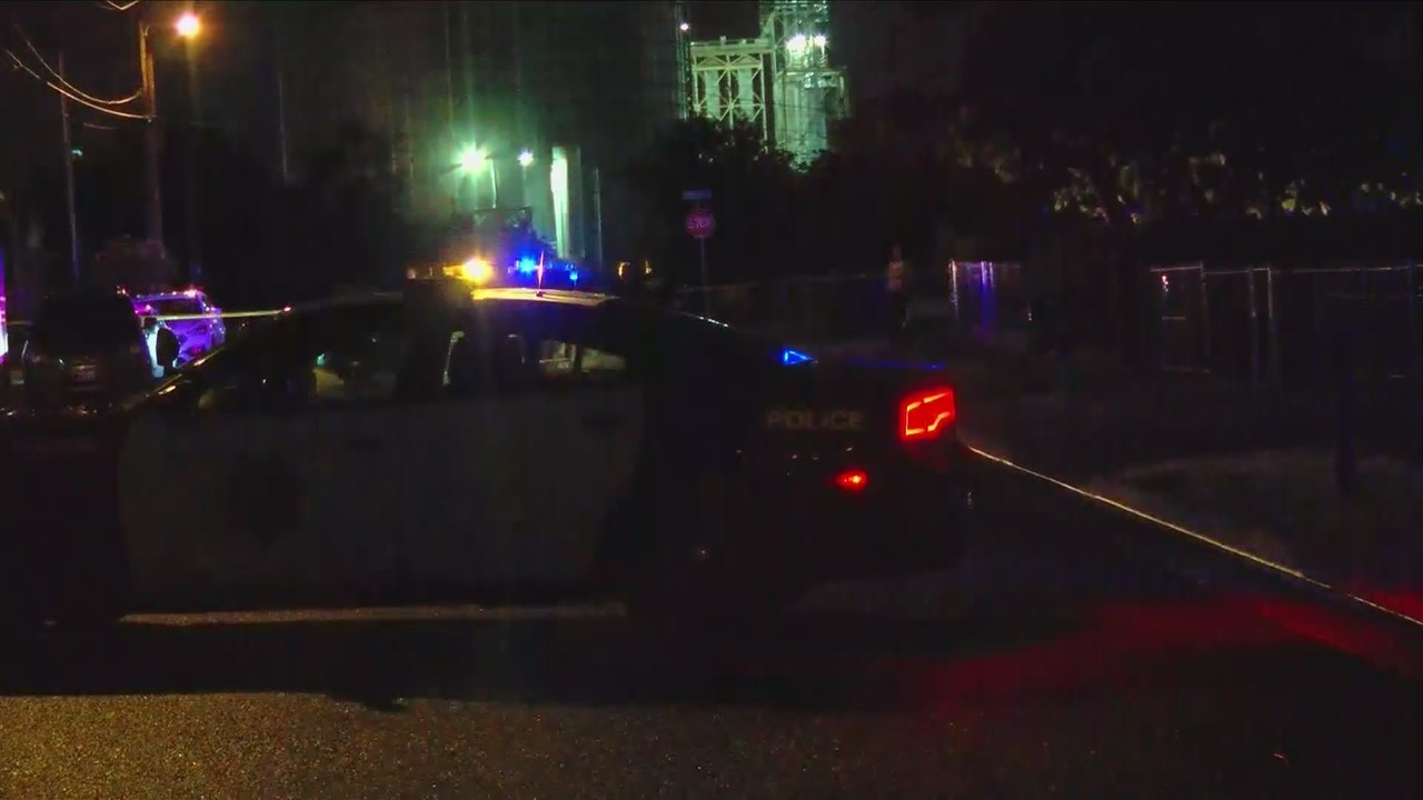 Shooting victim rushed to hospital, same area where a Fresno grandfather was gunned down