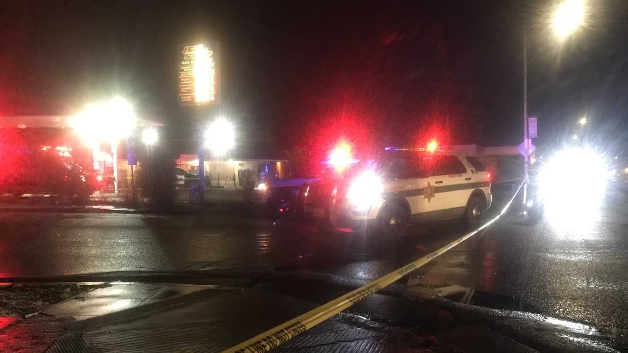 Fresno County Sheriff's Office investigates officer-involved shooting in Huron