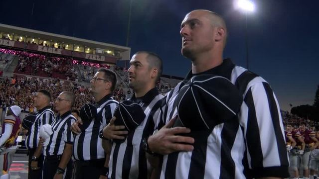 Wired for sound: High School Referees