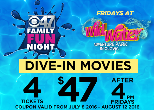 Wild Water Adventures Dive In Movies And Fireworks On The Lake