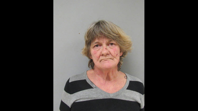 63-year old Mary O'Keefe has been arrested for murdering 76-year old Bonnie Hale of North Fork.