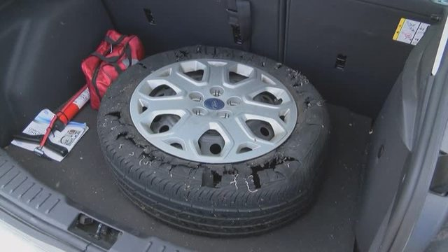 Tires Slashed Outside Of Heated Town Hall In Mariposa