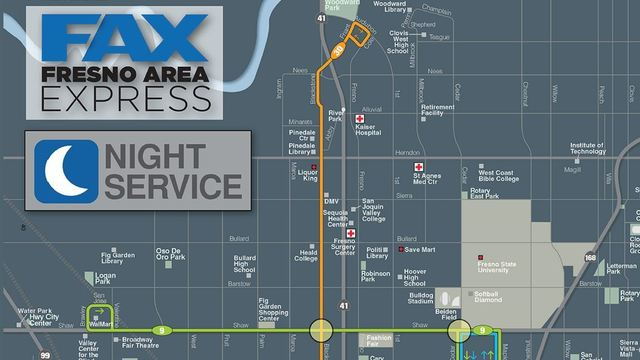 FAX to offer late-night hours on 5 routes, free rides for 1 week