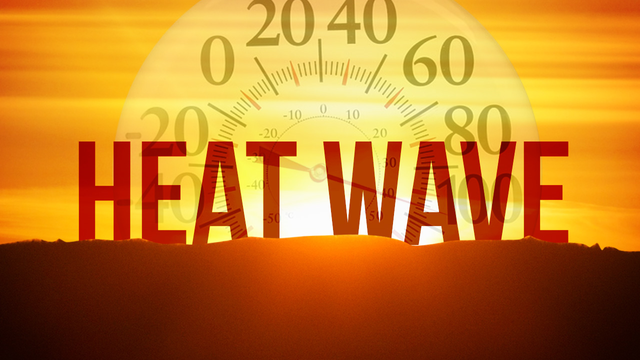 Cooling centers to open in Fresno during weekend heat wave