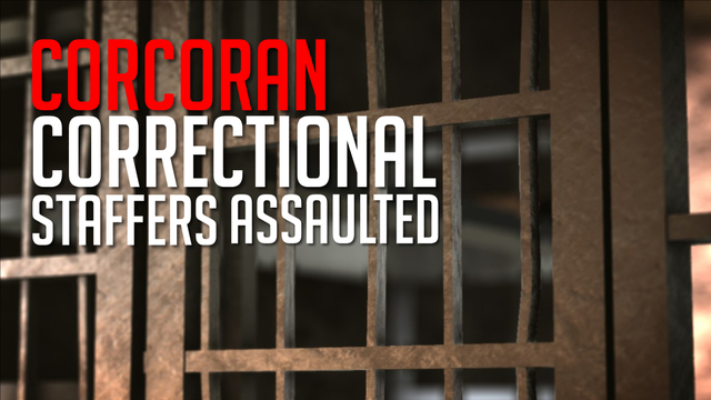 Correctional staffers recovering after assault in Corcoran prison