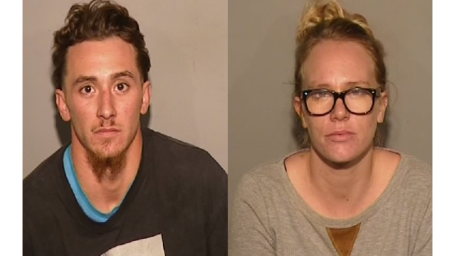 Two arrested in Clovis armed robberies