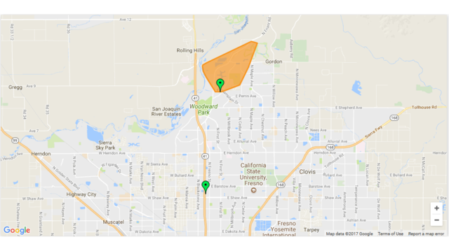More Than 2 000 Customers Without Power In Northeast Fresno