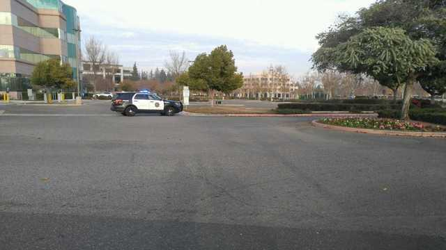 Fresno office building evacuated; bomb squad investigating box found in parking lot