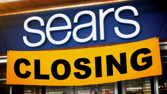 Sears store in Hanford is closing down