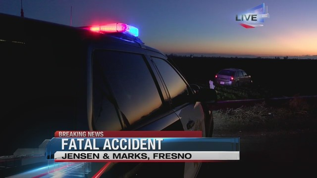 Man killed in southwest Fresno motorcycle accident Thursday identified