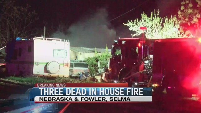 One victim in deadly mobile home fire identified as Selma Unified employee