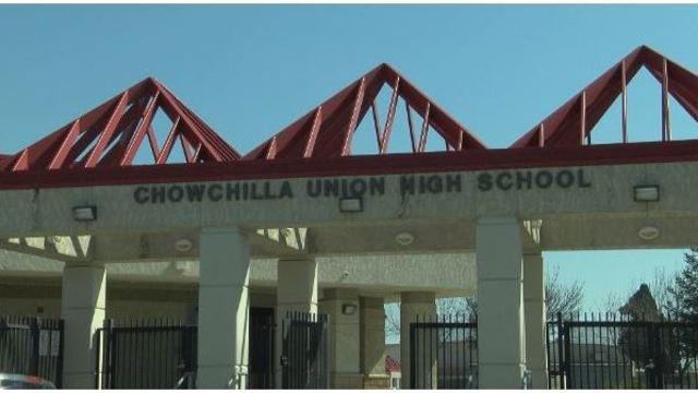 Student arrested after allegedly making threat against Chowchilla Union High School