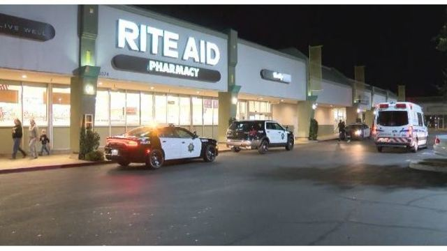 Police search for suspect who robbed Northeast Fresno Rite Aid