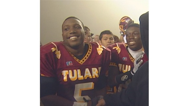 Tulare man shot and killed by police is identified as former standout athlete