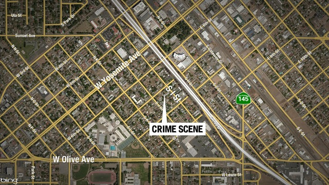 Man stabbed to death in Madera, suspect in custody