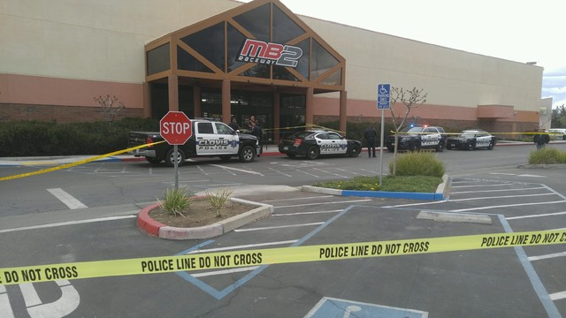 Officers on scene at Sierra Vista Mall after some kind of disturbance, police say
