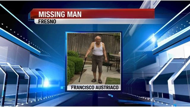 Authorities want help locating missing 85-year-old Fresno man