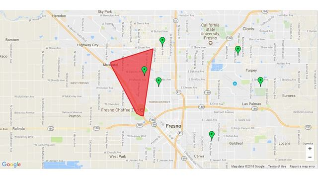 Power Restored To All Customers Affected By Major Outage In Fresno