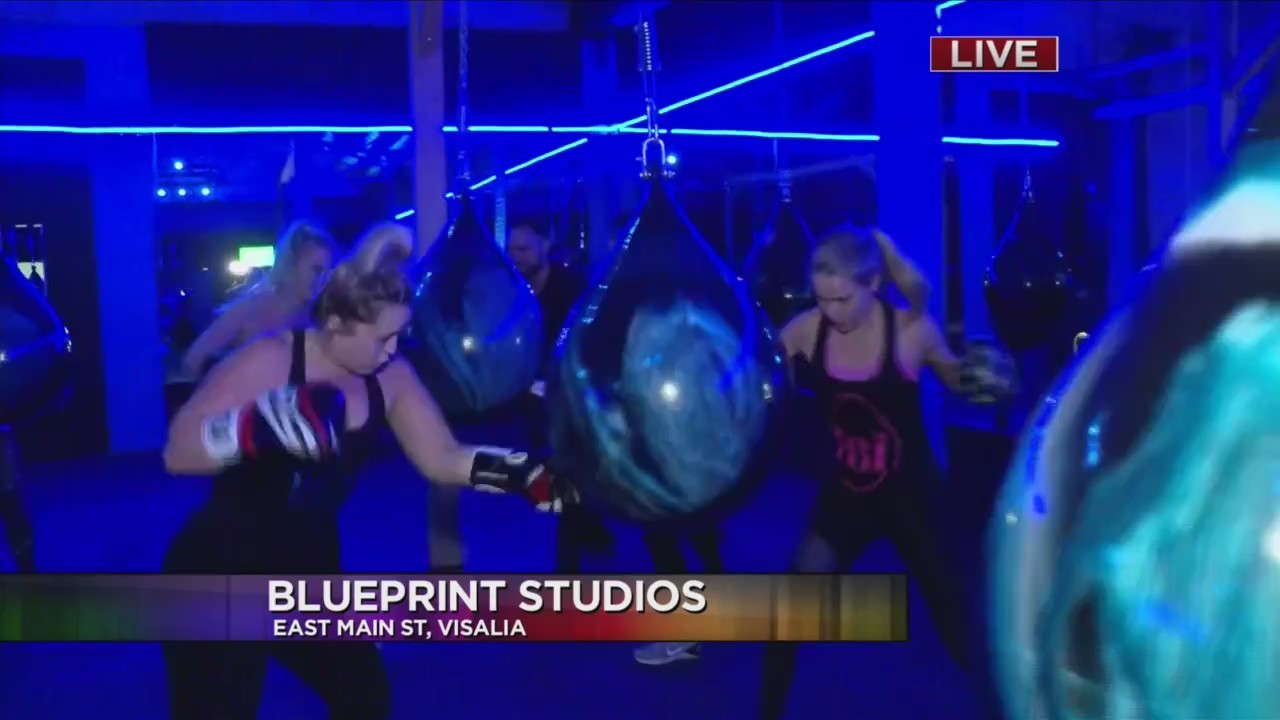 Escape into the blue at blueprint studios preview 1 yourcentralvalley malvernweather Image collections