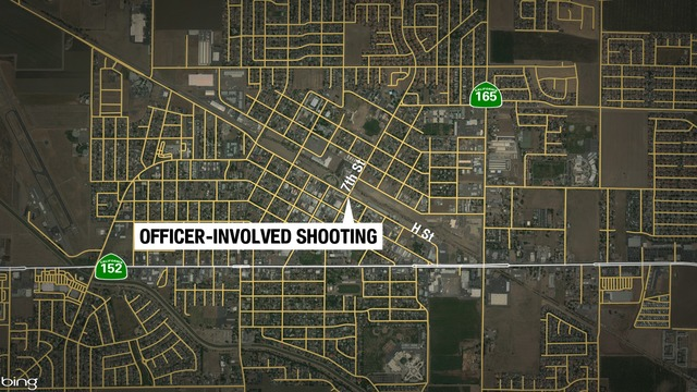 Man killed in Los Banos officer-involved shooting