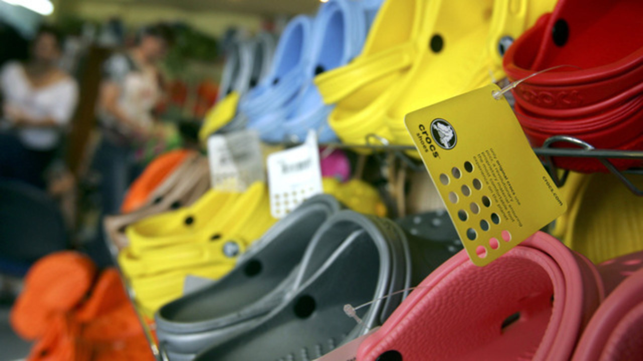e9950c86d Crocs closing manufacturing facilities but will keep making shoes