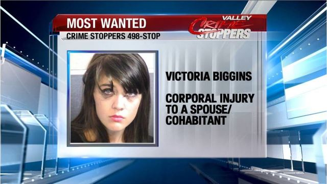 Crime Stoppers Most Wanted: Charged With Corporal Injury On Spouse