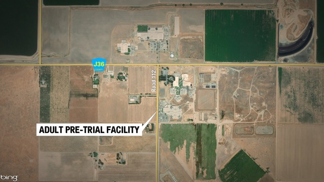 Tulare County inmate found dead in his cell