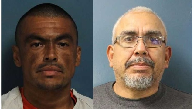 Two men arrested for attempting to steal $8,000 worth of property in Visalia, police say